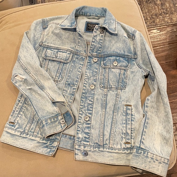 Abercrombie Denim Jacket